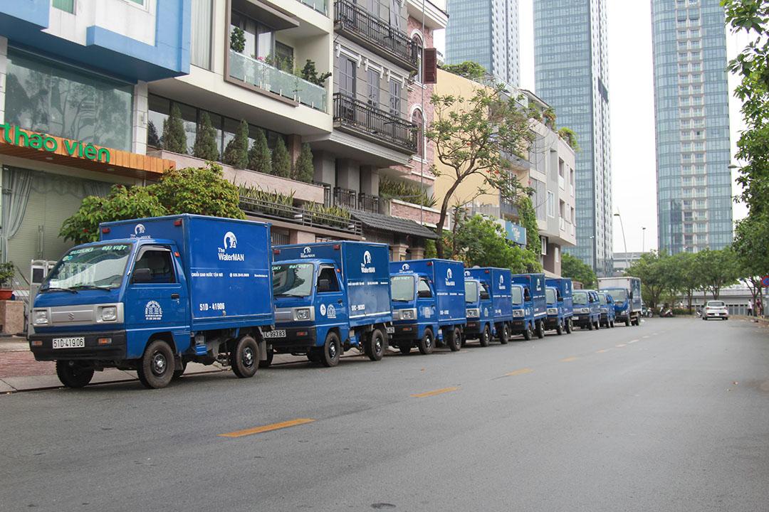 Xe tải Hoàng Trần