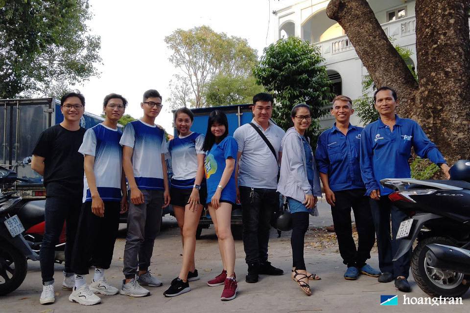 Team Có tâm tại Tâm Bình sẽ chạy bộ vào chiều thứ 7 hàng tuần