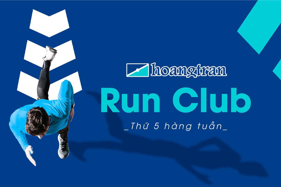 Hoàng Trần phát động phong trào chạy bộ nhằm nâng cao sức khỏe cho toàn thể cán bộ nhân viên của công ty