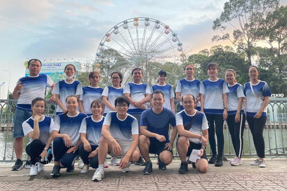 Hoàng Trần Run Club là phong trào chạy bộ nhằm nâng cao sức khỏe toàn bộ nhân viên của công ty Hoàng Trần