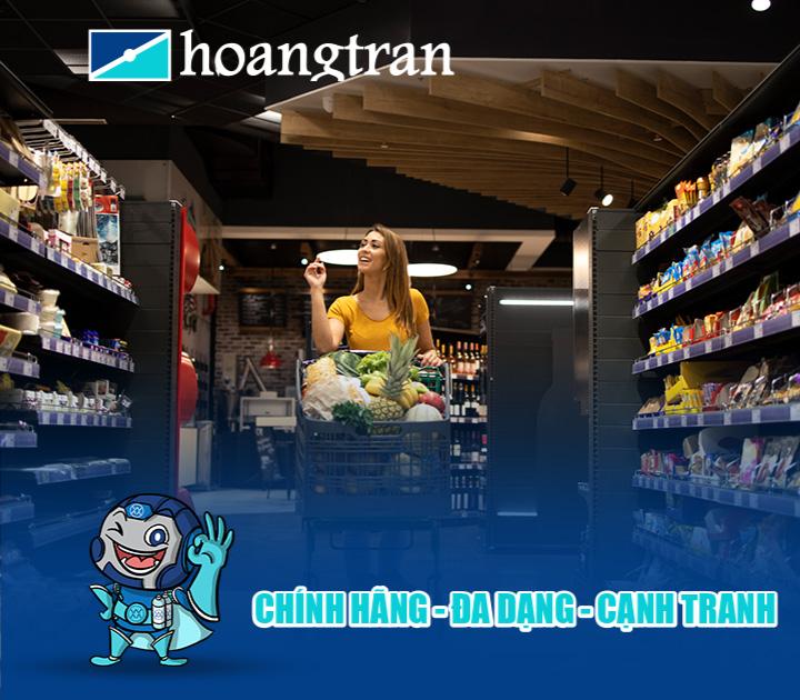Hoàng Trần chuyên phân phối các sản phẩm hàng tiêu dùng chính hãng, nhiều mẫu mã, phù hợp với sự chọn lựa của nhiều đối tượng khách hàng