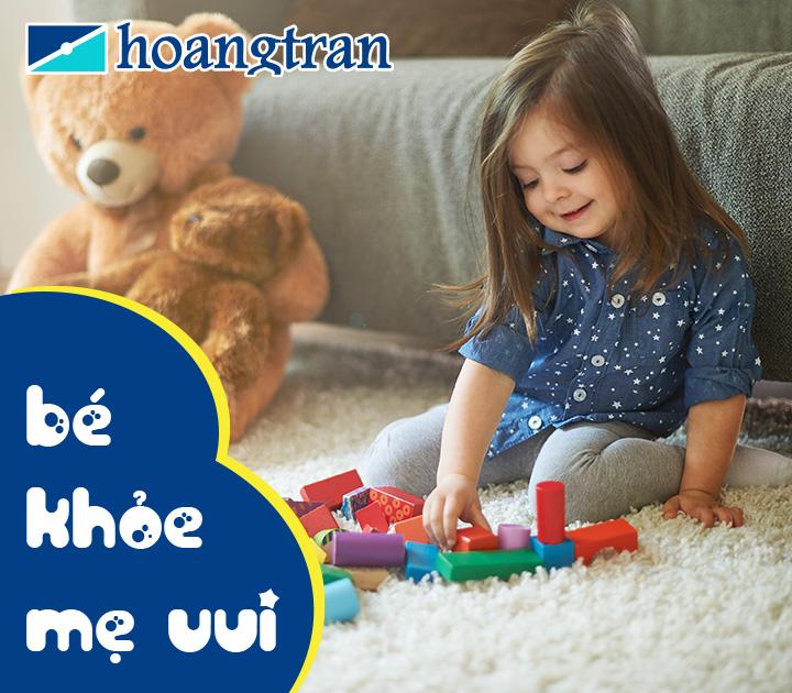 Hoàng Trần là đơn vị phân phối dòng sản phẩm cao cấp cho mẹ và bé