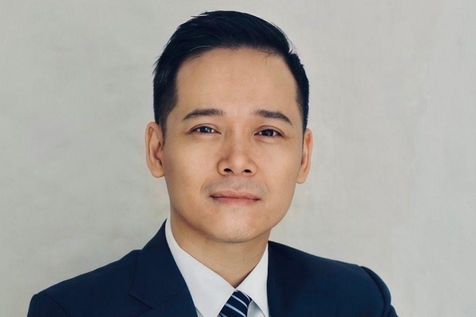 Ông Trần Ngọc Bình - Giám đốc Công ty TM Hoàng Trần